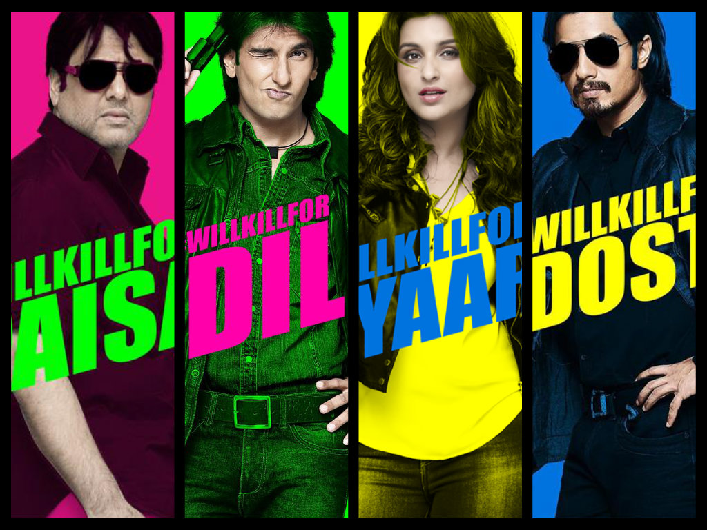 Barely Speaking With Arnub – Ranveer Singh, Parineeti Chopra and Ali Zafar #KillDil